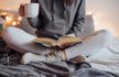 kitap kis kadin kahve ev roman