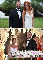 hafta sonu evlenen unluler emre aydin berk oktay gokhan tepe dugun evlilik