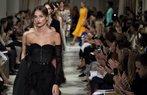 new york moda haftasi 2016 ilkbahar yaz oscar de la renta koleksiyonu