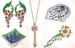 armaggan floral mucevher koleksiyonu