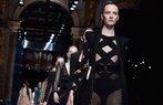 paris moda haftasi balmain 2016 ilkbahar yaz koleksiyonu defile podyum