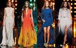 elie saab ss2015 2015 ilkbahar yaz koleksiyon elbise