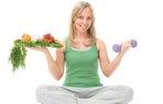 spor egzersiz beslenme yemek