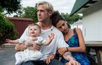 ryan gosling eva mendes bebek anne baba unlu