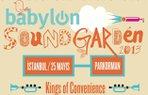 babylon soundgarden2013