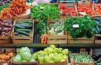 pazar organik saglikli beslenme sebze Alisveris