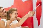 stk97390cor mutlu cift iliski evlilik dekorasyon tasinma boya boyama renk