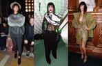 rihanna paris stil moda haftasi defile pfw