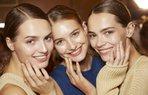 stella mc cartney 2015 ilkbahar yaz makyaj trendleri guzellik
