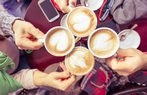 pudra pudrashop paylasimlar kahve