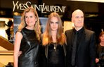cara delevingne yves saint laurent beauty
