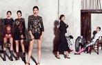dolce gabbana ilkbahar yaz 2015 koleksiyon kampanya reklam moda 2