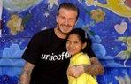 david beckham unicef ebola kampanya sozcusu