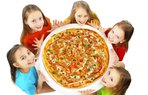 cocuk beslenme yemek pizza