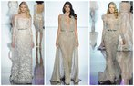 zuhair murad haute couture ilkbahar yaz koleksiyon 2015 abiye gece elbise