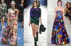 sezon trendi desen 2016 spring summer print trend ilkbahar yaz runway