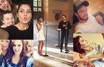 unlulerin instagram paylasimlari