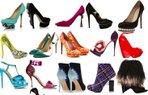 ayakkabilar alisveris