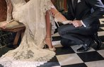 jimmy choo 2017 gelin ayakkabi bridal koleksiyonu