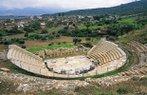murat yanki izmir torbali metropolis antik kent tiyatro gezi