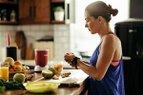 evde saglikli beslenme sportif beslenme