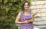 hamile hamilelik beslenme gebe gebelik salata