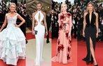 mayis ayinin en siklari elbise moda kirmizi hali