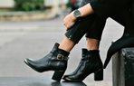 ayak bilegi hizasinda pantolon botu ankle bot