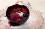 cikolata balonunda carte dor kupu tatli dondurma