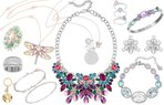 swarovski 2015 ilkbahar yaz koleksiyonu taki kristal moda aksesuar