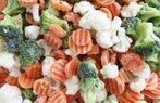 buz donmus sebze havuc buzluk buzdolabi brokoli karnibahar