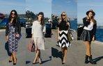 moda mercedes benz fashion week istanbul sokak modasi