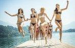bikini tatil deniz yaz iskele guzellik sahil kumsal