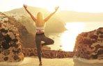 kadin yasam saglikli spor yoga
