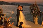saadet isil aksoy pamir kiraner dugun evlendi gelin