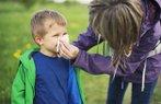 cocuk hasta grip burun akintisi nezle alerji