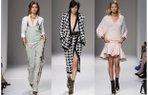 acilis balmain 2014 ilkbahar yaz koleksiyonu moda elbise