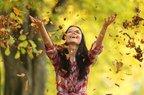 mutlu sonbahar doga