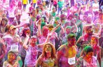 2015 eylul ayi etkinlikleri color sky 5k istanbul renkli kosu