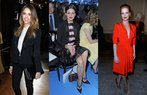 paris fashion week 2013 jessica alba olivia palermo jessica chastain