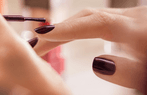 burberry 2014 2015 sonbahar kis tirnak trendleri trend moda guzellik oje manikur