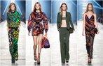 milano moda haftasi versace women ss16 defile versace 2016 ilkbahar yaz koleksiyonu