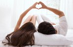 iliski ask yatak yatakodasi kalp cift mutlu