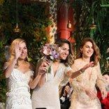 eda franci tuvana buyukcinar demir seda yenigun tuvanam bridal exclusive for davet cok elbisem y