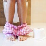 tuvalet klozet kadin hemoroid bagirsak