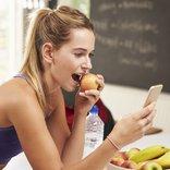 kadin diyet spor telefon