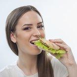 beslenme diyet sandvic kadin kalori
