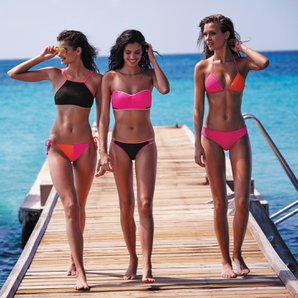 victorias secret 2016 yaz plaj modasi bikini modelleri