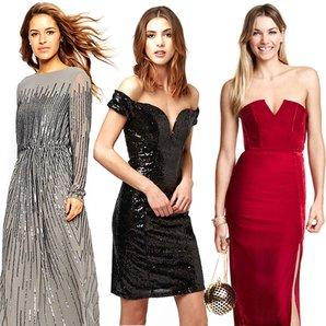 2016 yilbasi yeni yil elbise kiyafet moda stil