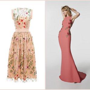 2017 ilkbahar yaz davet dugun elbiseleri moda stil